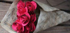 роза своими руками