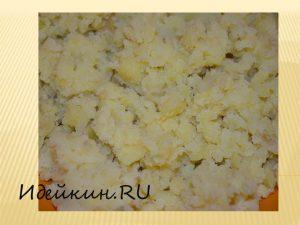 Котлеты картофельно-рисовые