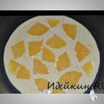 Апельсиновая шарлотка, рецепт