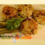 Котлеты картофельно-рисовые, рецепт с фото