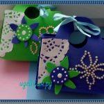 Маленькие сумочки для упаковки подарков фото