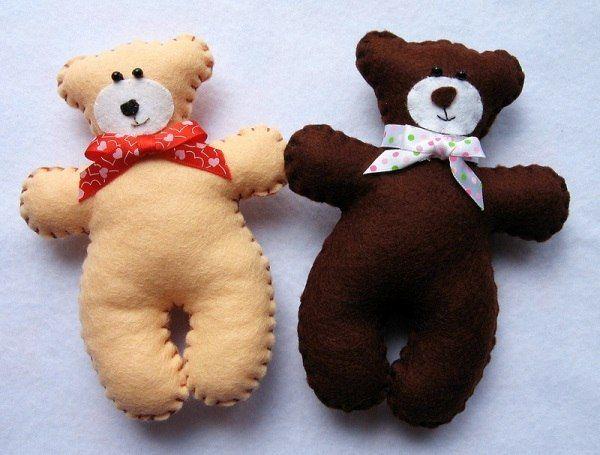 a373133b373e8aa6205bd8de3587401e Шьем медведей своими руками. Выкройки