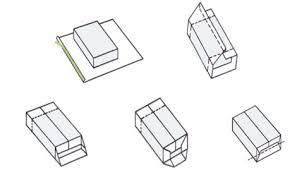 Упаковка в бумагу