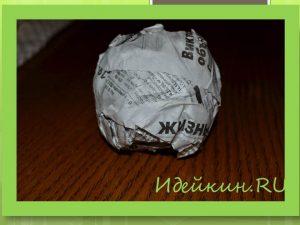 Как сделать шар для топиария