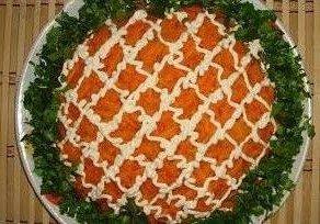 салат генеральский рецепт