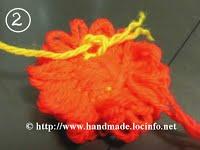 Большие объемные цветы своими руками