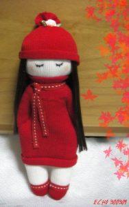 Кукла из носков своими руками мастер-класс