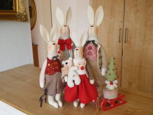 куклы с стиле тильда