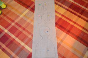 мастер-класс по пошиву текстильной куклы