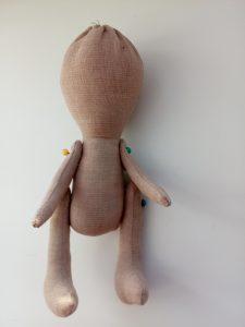 Мастер-клаcc по пошиву текстильной куклы