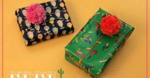 Как упаковать подарок без коробки