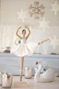 тильда балерина выкройка