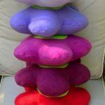 Схемы выкройки декоративных подушек
