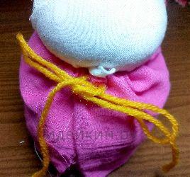 кукла зерновушка фото