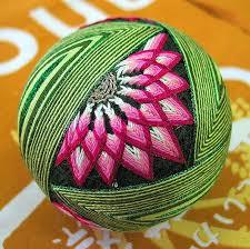 Японский шарик тимари