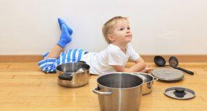 Как развлечь детей на день