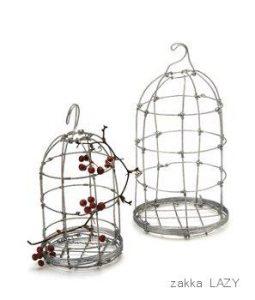 Светильник - клетка для птиц в детскую комнату