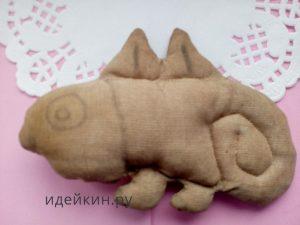 изготовление текстильной игрушки своими руками