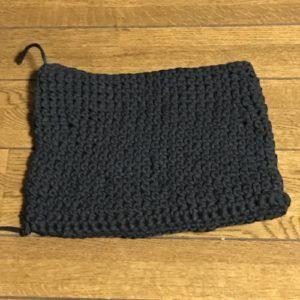 вязание из ленточной пряжи крючком