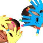 Карнавальные маски для детей своими руками
