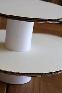 башня для кексов своими руками