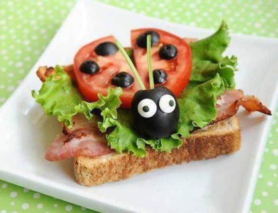 веселые блюда для детского праздника