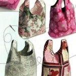 Женские сумки из ткани