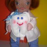 Кукла доктор своими руками