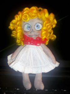 Кукла своими руками пошагово