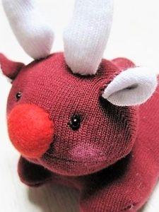 как сделать мягкую игрушку из носка