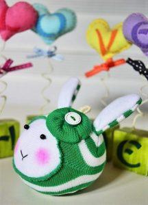 Мягкие игрушки из носков своими руками