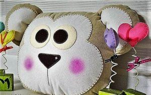 Декоративная подушка своими руками мастер класс фото