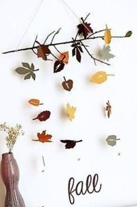 Листья деревьев шаблоны для вырезания