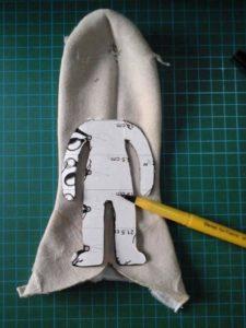 Как сделать куклу из носка