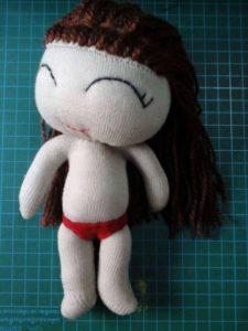 Как сделать нижнее белье для куклы фото 544