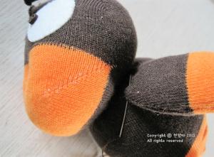 Игрушки из носков мастер класс
