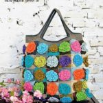 Летняя сумка-шоппер крючком