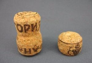 Поделки из пробок от шампанского своими руками