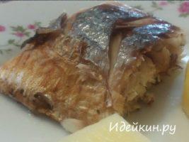 Как приготовить рыбу горячего «копчения» в фольге в духовке