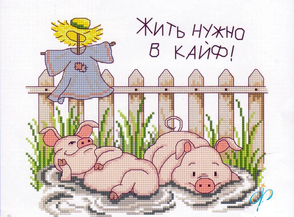 20402 Символ года 2019 Свинка Поросенок своими руками фото