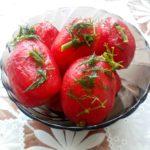 Маринованные помидоры за несколько часов