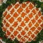 Салат «Генеральский» рецепт